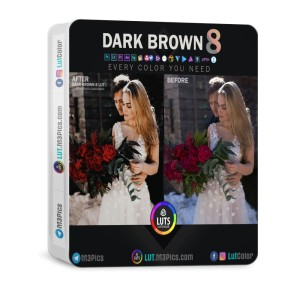 Dark Brown 8 Luts
