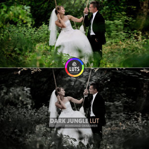 مجموعه Dark Jungle VIP LUT