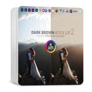 Dark Brown Rock LUT 2